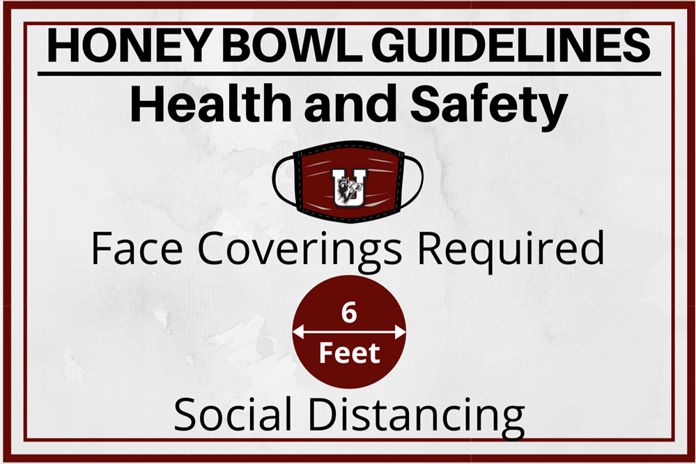 Honey Bowl Guidelines