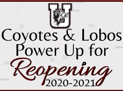 Coyotes & Lobos Power Up for Reopening 2020-2021