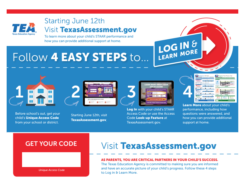 login to view staar scores