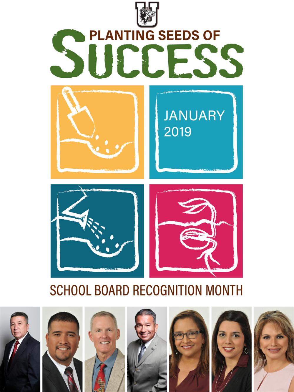school board poster